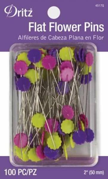Dritz blomsterhode nåler