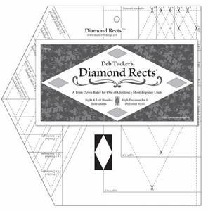 Bilde av Diamond Rects linjal