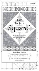 Bilde av Square squared linjal