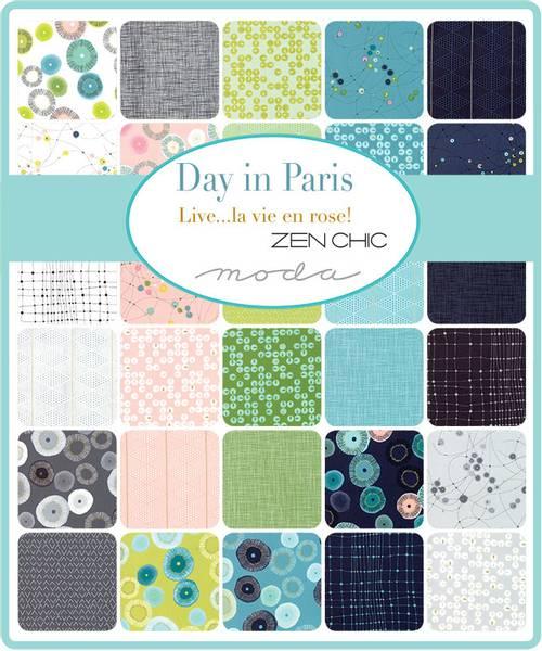 Day in Paris Fat eight pakke