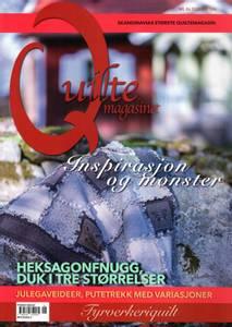 Bilde av Quiltemagasinet nr. 6/2020