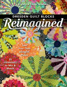 Bilde av Bok, Dresden quilt blocks reimagined