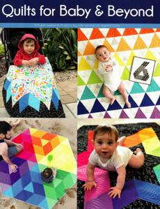 Bilde av Bok, Quilts for Baby & Beyond
