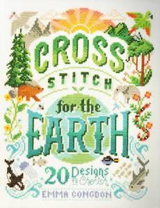 Bilde av Cross stitch for the Earth