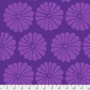 Bilde av Kaffe FAssett damask flower purple