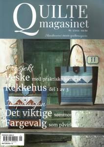 Bilde av Quiltemagasinet nr.1/2021