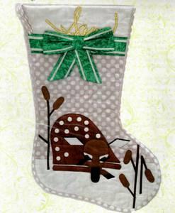 Bilde av Snow Fawn stocking