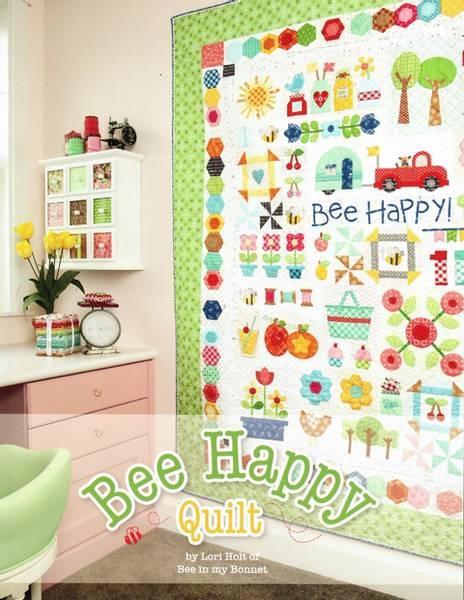 Bok, Bee happy quilt