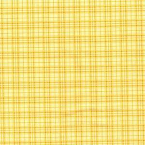 Bilde av Home Grown rutete gul