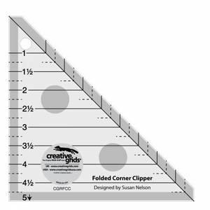 Bilde av Creative Grids folded corner clipper