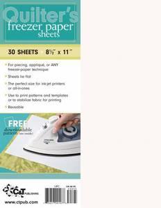 Bilde av Quilter's freezer paper 30ark