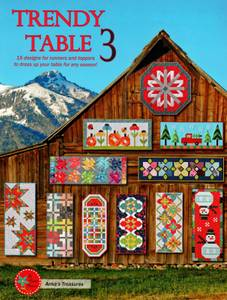 Bilde av Bok, Trendy Table 3