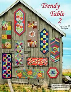 Bilde av Bok, Trendy table 2