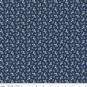Bilde av Tranquility navy blossoms