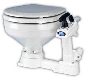Bilde av Jabsco toalett manuellt