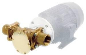 """Bilde av Jabsco flensmontert pumpe 1 1/2"""" FLENSER BSP 22880-2001"""