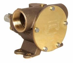 """Bilde av Jabsco fotmontert pumpe 1 1/2"""" BSP 52200-2011"""