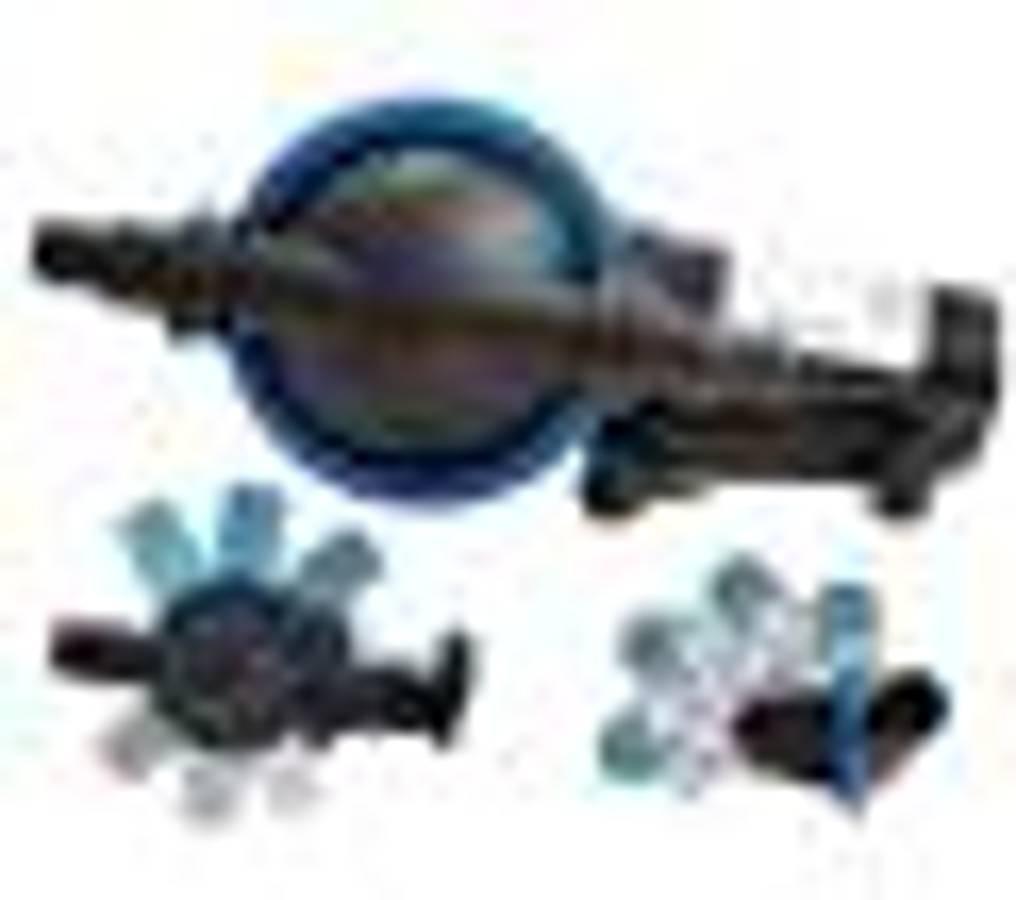 Jabsco membran septik tømmepumpe 50890-serien