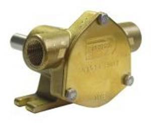 """Bilde av Jabsco fotmontert pumpe 3/8"""" BSP (11L/min) 51510-2001"""