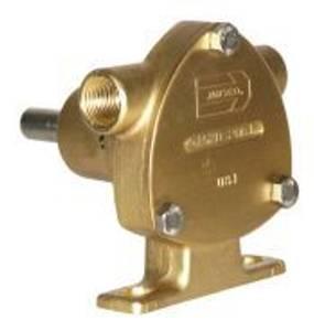 """Bilde av Jabsco fotmontert pumpe 3/8"""" BSP (18L/min) 51520-2001"""