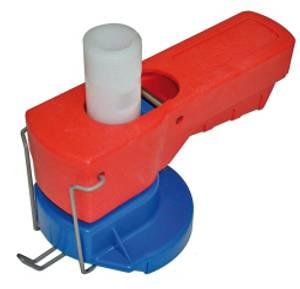 Bilde av  ADBlue tilkobling container