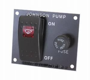 Bilde av Johnson Pump bryterpanel for lensepumper