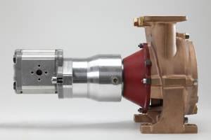 Bilde av Forani &Pecorari bronsjepumpe m hydraulikk drift 270L/min PC40/1