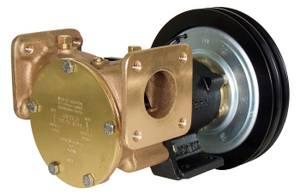 """Bilde av Jabsco clutch pumpe 1 1/2"""" BSP 50220-serien"""