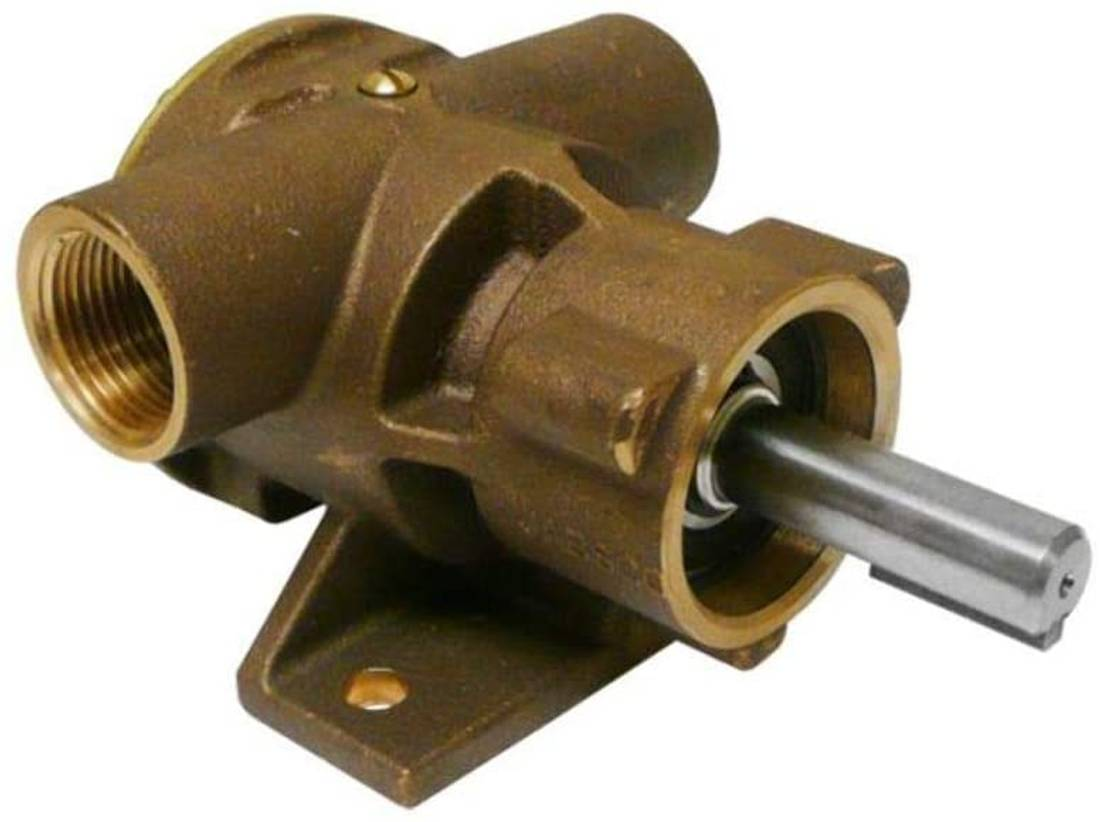Jabsco fotmontert pumpe 1