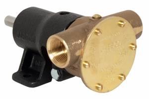 """Bilde av Jabsco fotmontert pumpe HD 3/4"""" BSP 10550-200"""