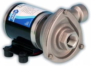 Bilde av Jabsco sirkulasjons pumpe 110L/min std trykk 50840-serien