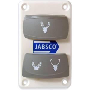 Bilde av Jabsco bryterpanel QF toalett