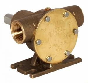 """Bilde av Jabsco fotmontert pumpe 3/4"""" BSP 52040-2001"""