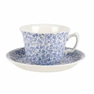 Bilde av Pale Blue Felicity tea cup and sauser