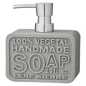 Bilde av HELEN såpedispenser, cement H: 13,5cm