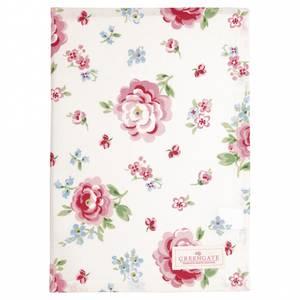 Bilde av Koppehåndkle Tea towel Meryl mega white