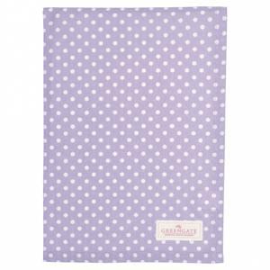 Bilde av Koppehåndkle Tea towel Spot lavendar