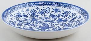 Bilde av Blue Regal Peacock Pasta bowl, 568ml