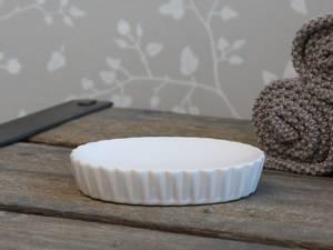 Bilde av Såpeskål, diamant, hvit