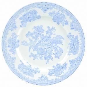 Bilde av Blue Asiatic Pheasant Plate 29cm