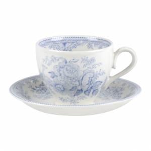 Bilde av Blue Asiatic Pheasant Teacup & Saucer 187ml
