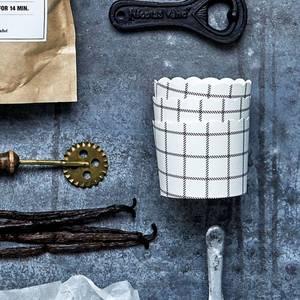 Bilde av Nicolas Vahé muffinsformer med ruter