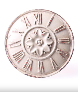Bilde av Knott metall klokke
