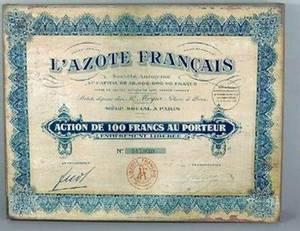 Bilde av Bilde på MDFplate,  L'azote Francais