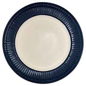 Bilde av Middagstallerken Alice dark blue