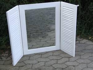 Bilde av Speil med sjalusi / skodder