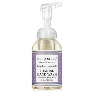 Bilde av DeepSteep foaming hand wash, lavender - chamomile