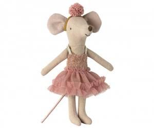 Bilde av Maileg dance mouse, mus, Mira Belle, big sister