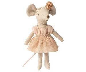 Bilde av Maileg dance mouse, mus, Giselle , big sister
