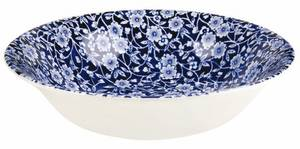 Bilde av Blue Calico pudding / soup bowl